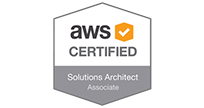 AWS Solutions Architect badge