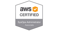 SysOps AWS badge