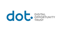 dot - digital opportunity trust logo | Silicon Overdrive