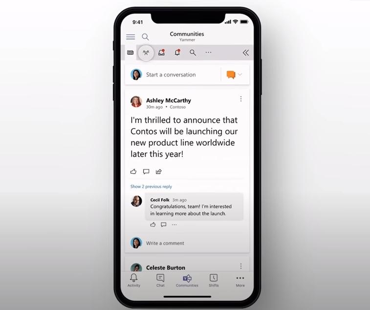 Communities App