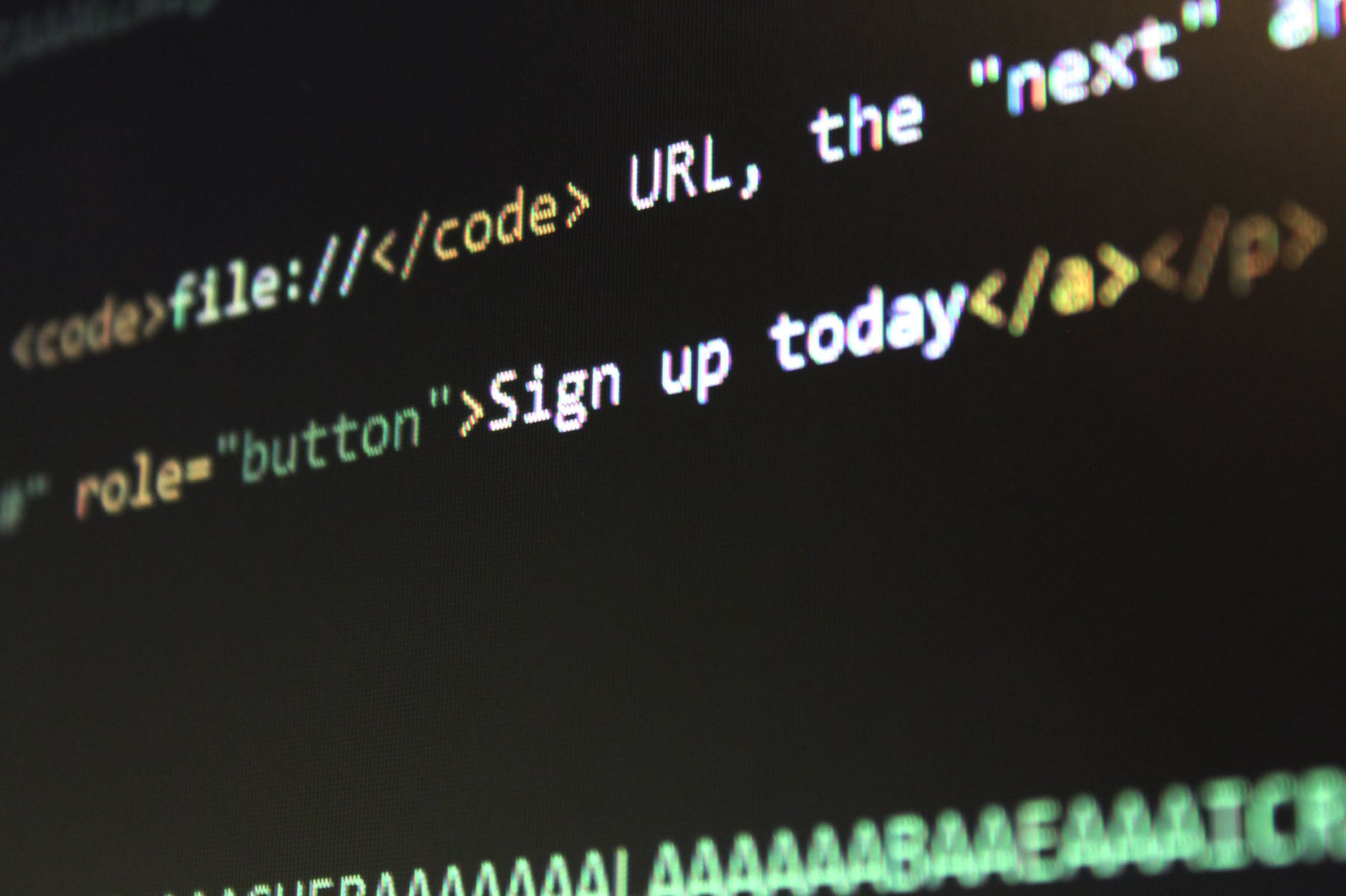 HTML Link Types