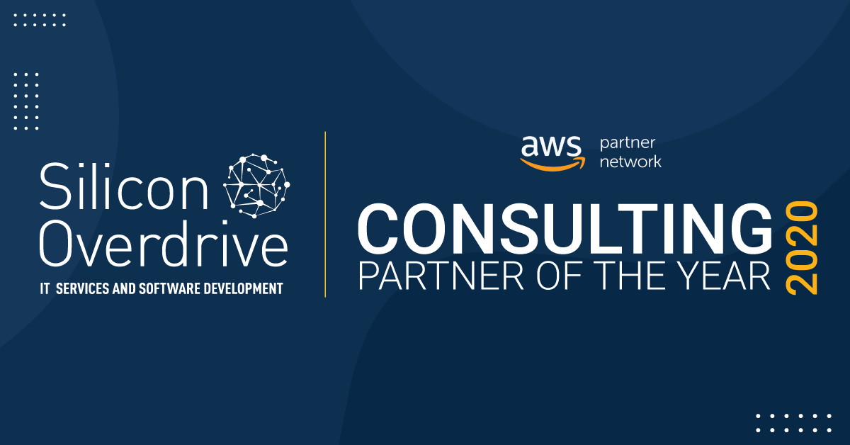 Silicon Overdrive Recognized as the AWS APN Consulting Partner of the Year